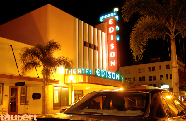 Edison Theater Downtown Fort Myers