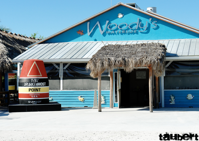Woody's Waterside in St. James City on Pine Island
