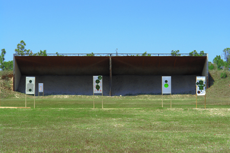 Rifle Range at Cecil Web