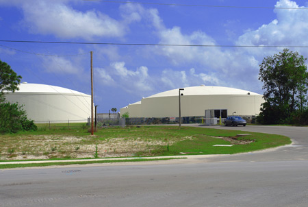 Cape Coral's Southwest Water Reclamation Facility