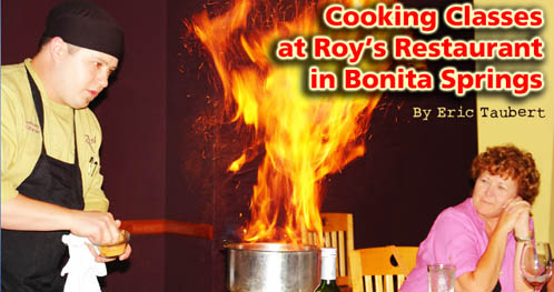 Roy's Cooking Classes Bonita Springs